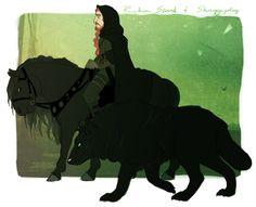 Adult Rickon by Shaiger ASOIAF