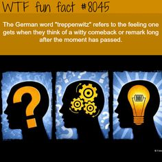 Treppenwitz - WTF fun fact