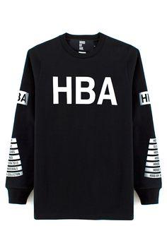 HBA - Hood By Air