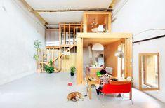 Arquitectos:David Tapias (www.aixopluc.net), Núria Salvadó (www.nuriasalvado.com)  Colaboradores: Jaume Pàmies, Josep Maria Delmuns  Año: 2003-2006  Emplazamiento: Riudecols, Tarragona, España
