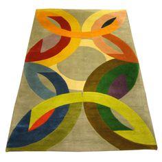 From Modern One - Frank Stella