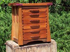 Craftsman Style Jewelry Box