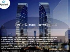 Epsilon infraprojects bring various Project for investors to build nation....in Dholera SIR, Gujarat  For More Information-Please Visit Us : http://www.epsiloninfra.com/ #Dholera #DholeraSIR #Dhoeraepsiloninfra #Gujarat #smartcityinindia #investmentregioningujarat #investmentingujarat #metrorailindholera Contact us :(+91) 9662044441 Email :pranav.epsilon@gmail.com, info@epsiloninfra.com