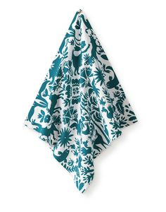 Otomi (Turquoise) Fabric from Hygge