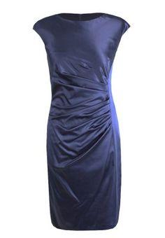 Fashionart Robe fourreau - bleu foncé - ZALANDO.FR