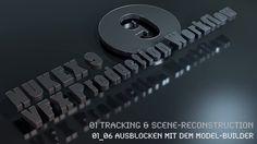 """In der Tutorialreihe """"NUKEX 9 VFX Production Workflow"""" zeigt 3D- & VFX-Trainer Helge Maus / pixeltrain einen Workflow für die Erstellung eines kompletten VFX-Shots. Vom Tracking in NUKEX 9 bis zur Erstellung von Szenen-Rekonstruktion und Pointclouds, über die 3D-Arbeit in CINEMA 4D R16 bis hin zum finalen Compositing in NUKEX 9 wird die Arbeit als Workshop Schritt für Schritt erklärt.  In diesem Tutorial zeigt der Helge Maus, wie Sie mit Hilfe des in NUKEX integrierten ModelBuilders ... Lens Distortion, Trainer, Cinema 4d, Workshop, Mesh, 3d, Author, Scene, Camera"""