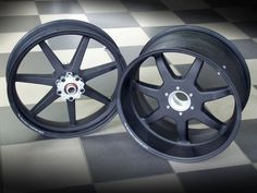 Ducati Diavel Parts - BST Carbon Fiber Wheels for the Diavel