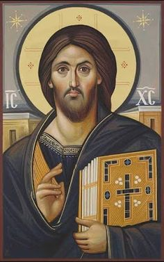 Orthodox Prayers, Orthodox Christianity, Jesus Christ Images, Jesus Art, Byzantine Icons, Byzantine Art, Christian Images, Christian Art, Religious Icons