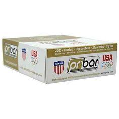 Pr Bar Chocolate Peanut Nutrition Bar (12x1.76 Oz)