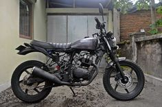 Project Motorcycle, New Megapro 150cc, Surakarta, Indonesia