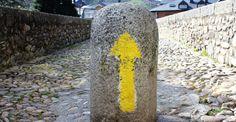 Camino de Santiago en Molinaseca