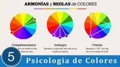 Diseño Gráfico Psicología Del Color Parte 5 Digital Marketing, Youtube, Reflection, Palette, Colours, Make It Yourself, Videos, Blog, Rey