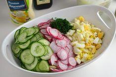 Salata de vara - Retete culinare by Teo's Kitchen Muesli, Lidl, Cobb Salad, Food, Essen, Yemek, Meals