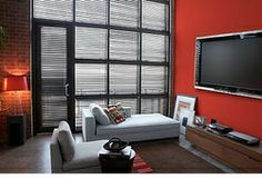 Metal Aluminum Blinds Are Right On Trend