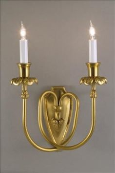 Classic Sconce IX SA-181-01 French Bronze  Dimensions 12.00 H x 13.50 W x 6.00 D  Options Available * French Bronze or Matte Silver finish * Double Arm