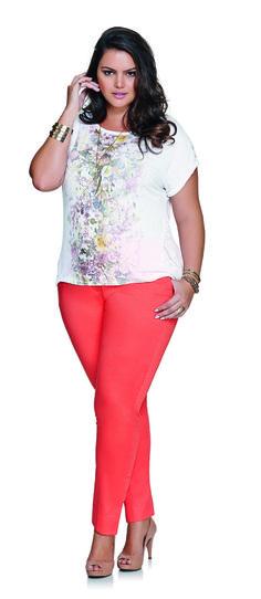{Lookbook Coleção Primavera Verão 2014/2015 | Lisamour Beautiful Plus | Plus Size}