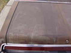 Ratlook / 1973 Thunderbird Ratrod / this is no rust but paint!