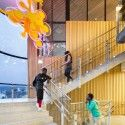 Ny Krohnborg school / Arkitektgruppen Cubus AS, Rambøll Norge © Hundven-Clements Photography