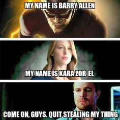 You are watching the movie Supergirl on Putlocker HD. At Kara Zor-El decides the time has come to embrace her superhuman abilities and fulfill her destiny as a hero in this drama based on the DC Comics Superhero Shows, Superhero Memes, Team Arrow, Arrow Tv, Supergirl Dc, Supergirl And Flash, Arrow Memes, Arrow Funny, Flash Funny