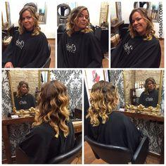 Mechas Californians + Peinado + maquillaje - Balayage + Blow dry + make up by Onda Salon Team.  #OndaSalon #mechascalifornianas #maquillaje #blowdry #balayage #makeup #peluqueriaBarcelona #peinadoBarcelona #californianasBarcelona #maquillajeBarcelona #blowdryBarcelona #balayageBarcelona #makeupBarcelona #Barcelona #Barceloneta