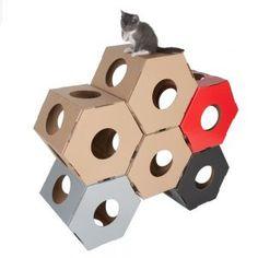 stacking box playground