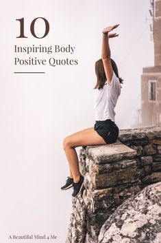 10 Amazing Quotes That Will Inspire You to Love Your Body Body Positive Quotes, Positive Mantras, Positive Body Image, Improve Mental Health, Mental Health Quotes, Good Mental Health, Quotes Quotes, Life Quotes, Anxiety Tips
