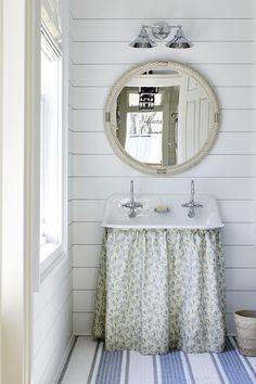 336 Best Beach Bathroom Ideas! images | Beach bathrooms