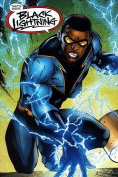 .Black Lightning