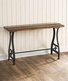 Look what I found on #zulily! Birmingham Console Table #zulilyfinds