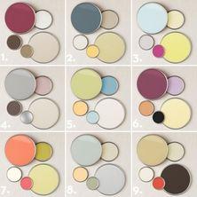 (via Walls / 2011 Designer Paint Palettes :: BHG - MAIYA - MY ADVENTURE IS YOUR ADVANTAGE ::)