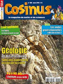 Cosinus n° 180 - mars 2016  Magazine sur les sciences pour les 10/15 ans