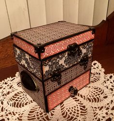 Deb's Crafty Side: Philaterium Box