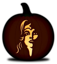 Why so serious? Download this #Joker #Halloween pumpkin carving ...