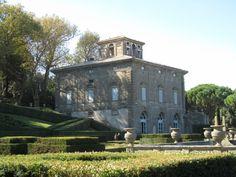 Италия: Вилла Ланте в Баньяйя
