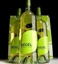 Degel Still Cider - The Dieline