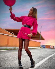 Youtubers, Knee Boots, Sweaters, Idol, Dresses, Fashion, Vestidos, Moda, Fashion Styles