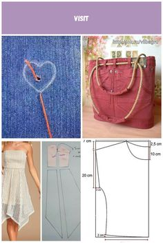 Aprende a coser con estos trucos de costura #sew #sewing #patrones # costura Patrones Costura Facil Michael Kors Jet Set, Tote Bag, Bags, Fashion, Learn To Sew, Sewing Patterns, Hacks, Hipster Stuff, Handbags