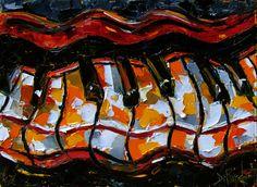 original art piano | Debra Hurd Original Paintings AND Jazz Art: Abstract piano art ...