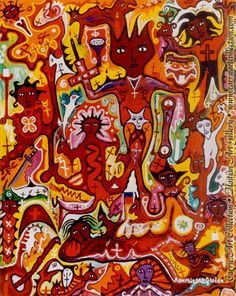 Carrie Art Gallery - Ramphis Magloire - 1552 SOLD, USD800.00 (http://www.carrieartgallery.com/ramphis-magloire-1552-sold/)