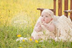 Outdoor Baby Photography - Chattanooga, TN - Erin Jessica Photography
