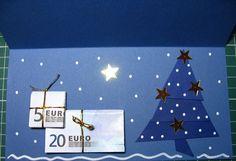 Voilà, les fêtes sont passées, et les cadeaux cuvée 2012 peuvent être dévoilés ! Deux petites cartes pour offrir de l'argent d'une manière plus originale… Du papier Canson, des t…