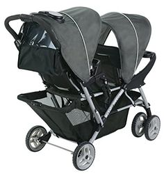 Graco DuoGlider Click Connect Double Stroller White - Double Stroller - Ideas of Double Stroller - Graco DuoGlider Click Connect Double Stroller White Double Stroller Reviews, Best Double Stroller, Double Strollers, Baby Strollers, Graco Infant Car Seat, Best Lightweight Stroller, Connect, Umbrella Stroller, Travel System