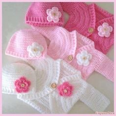 VARIOUS PARTS OF MODELS FOR CHILDREN. | Crochet a scarf