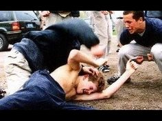 Krav maga video demonstrations and real situations. Real street fights and knockouts. Krav Maga vs mma: Martial arts in the streets are different from the do...