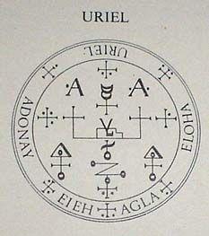 sellos de uriel