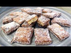 🏘 DULCES DE PUEBLO ✔️ENGAÑABOBOS✔️ BUENÍSIMOS CON MUY POCOS INGREDIENTES👌//BEATRIZ COCINA - YouTube French Toast, Breakfast, Chocolates, Food, Youtube, Homemade Cookie Recipe, Few Ingredients, Food Cakes, Cup Cakes