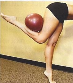 """""""Burn At The Barre"""""""