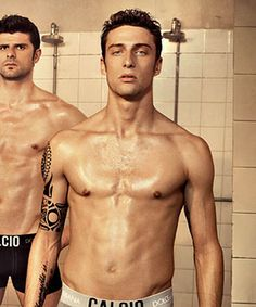 The Hottest 2014 World Cup Soccer Players — Out of Their Uniforms! - Claudio Marchisio from #InStyle