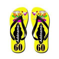 60th birthday T Shirts, Flip Flops, & Gifts  at http://www.cafepress.com/jlporiginals.1486430851 #60thbirthday #60yearsold #Happy60thbirthday #60thbirthdaygift #60&fabulous #turning60 #Happybirthday #Birthdaygift #Personalized60th #60thflipflops