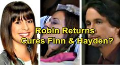 General Hospital (GH) spoilers believe that Robin Scorpio (Kimberly McCullough) will be coming to Port Charles sometime soon.